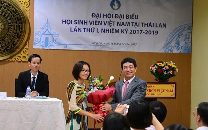 Thành lập Hội sinh viên Việt Nam tại Thái Lan - ảnh 1