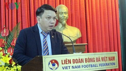 VOV và VFF cam kết chung tay nâng tầm futsal Việt Nam - ảnh 1