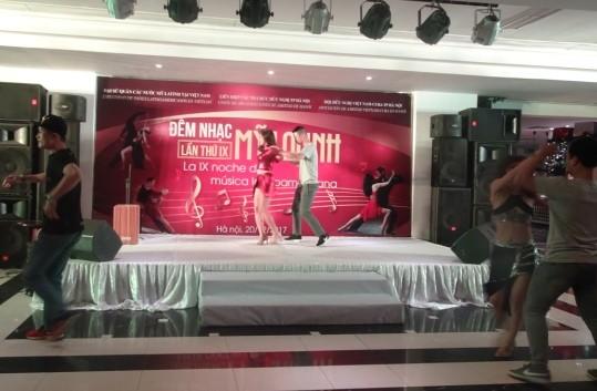 Đêm nhạc ấm áp tình hữu nghị Việt Nam và các nước Mỹ Latinh - ảnh 3