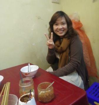 Ấm áp hương vị bánh đúc nóng mùa Đông Hà Nội - ảnh 5