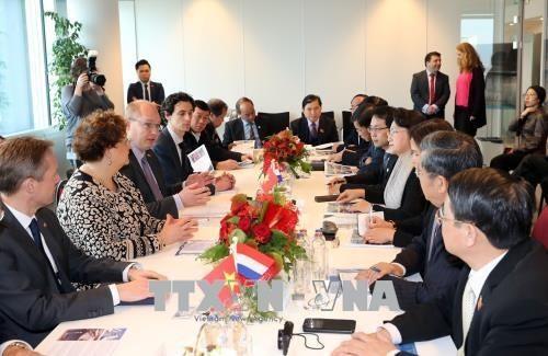 Chủ tịch Quốc hội Nguyễn Thị Kim Ngân kết thúc chuyến thăm Hà Lan - ảnh 1