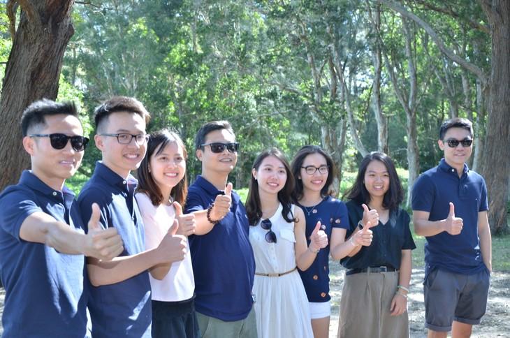 Mái nhà chung của du học sinh Việt Nam tại New South Wales - ảnh 2