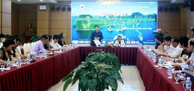 Lễ khai mạc năm Du lịch Quốc gia 2018 – Hạ Long – Quảng Ninh sẽ diễn ra vào ngày 28/04 - ảnh 1