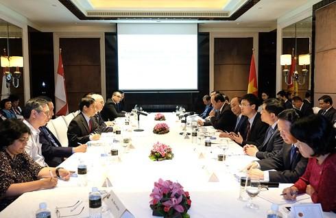 Việt Nam xây dựng chiến lược về việc thực hiện cuộc cách mạng công nghệ - ảnh 1