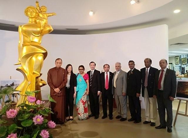 Ngày hội văn hóa đa sắc màu Srilanca tại Hà Nội - ảnh 1