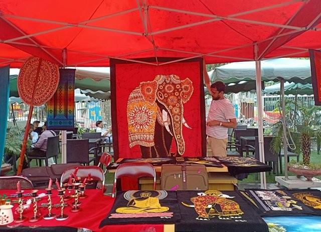 Ngày hội văn hóa đa sắc màu Srilanca tại Hà Nội - ảnh 2