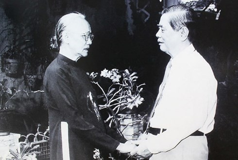 Tổng Bí thư Nguyễn Văn Linh - Tấm gương sáng ngời về đạo đức cách mạng - ảnh 4