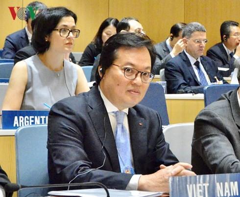Việt Nam tham dự Phiên họp 2018 Ủy ban trù bị Hội nghị Kiểm điểm Hiệp ước Không phổ biến vũ khí hạt  - ảnh 1