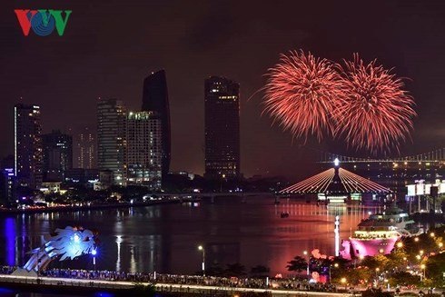 Lễ hội pháo hoa quốc tế Đà Nẵng đạt danh hiệu lễ hội hàng đầu Châu Á - ảnh 1