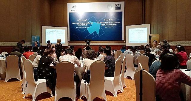 Australia-Việt Nam hợp tác vì bình đẳng giới trong các sáng kiến phát triển - ảnh 3