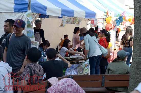 Văn hóa Việt Nam nổi bật trong lễ hội tại Nhật Bản - ảnh 1