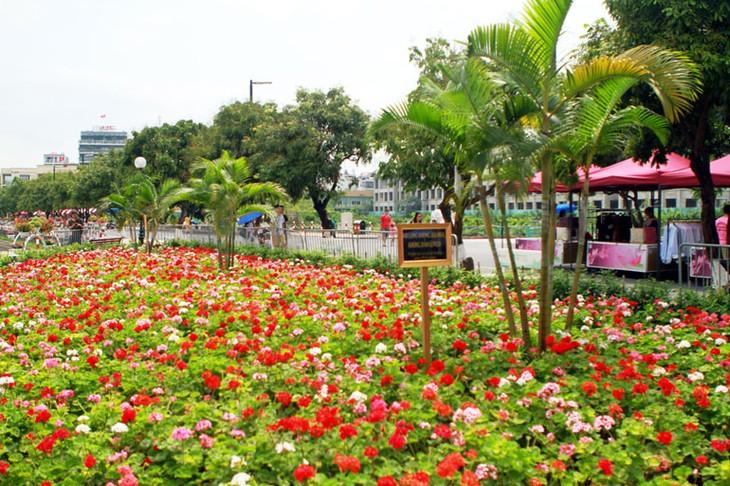 Phố đi bộ Trịnh Công Sơn, không gian văn hóa, nghệ thuật mới ở Hà Nội - ảnh 1