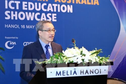 Việt Nam - Australia đẩy mạnh hợp tác đào tạo, nghiên cứu ngành công nghệ thông tin - ảnh 1