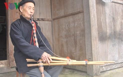 Nghệ nhân khèn Mông Ma Khải Sò - ảnh 1