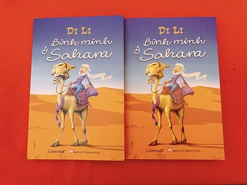 """Trải nghiệm xê dịch với """"Bình minh ở Sahara"""" của Dili - ảnh 4"""