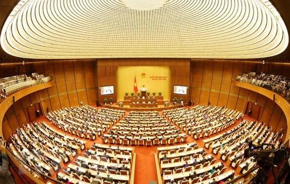 Quốc hội thảo luận dự thảo Luật Tố cáo (sửa đổi) và Luật Cạnh tranh (sửa đổi) - ảnh 1