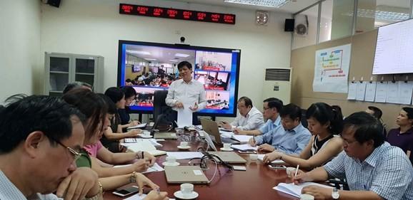 Việt Nam chưa ghi nhận trường hợp mắc bệnh do vi rút Ebola - ảnh 1