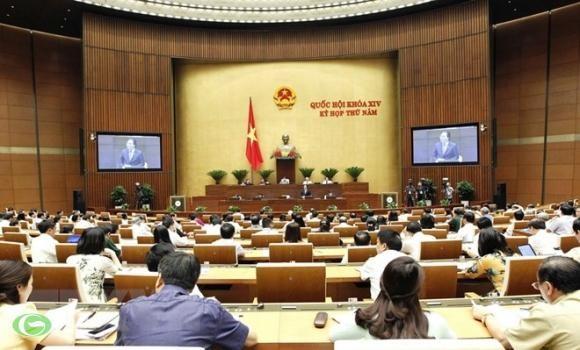 Quốc hội thảo luận Luật Công an nhân dân và Luật Chăn nuôi - ảnh 1