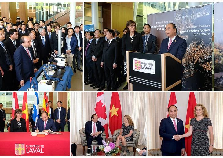 Chuyến tham dự Hội nghị G7 mở rộng và thăm Canada của Thủ tướng thành công tốt đẹp - ảnh 2