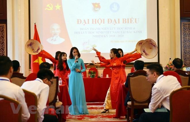 Đại hội Đại biểu Đoàn Thanh niên Lưu học sinh Việt Nam tại Trung Quốc - ảnh 1