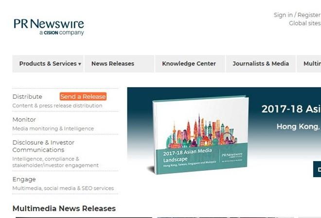 Hãng PR Newswire chính thức mở văn phòng đại diện tại Việt Nam - ảnh 1