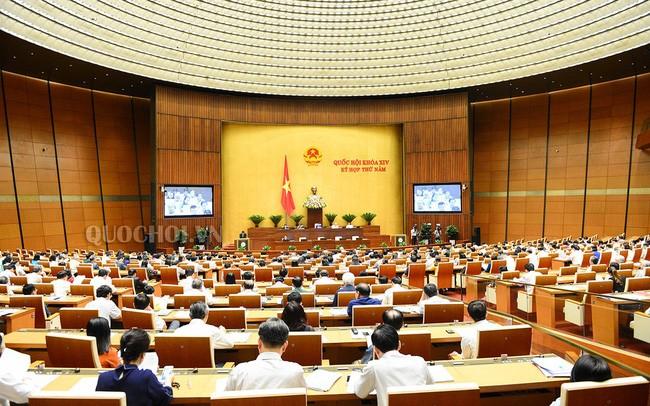 Quốc hội thảo luận về dự án Luật Phòng, chống tham nhũng (sửa đổi) - ảnh 1