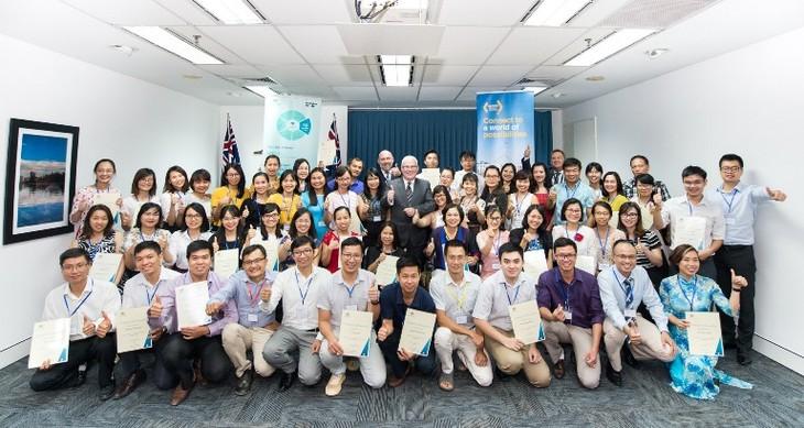 Giữ kết nối từ Australia để cùng xây dựng một Việt Nam phát triển bền vững - ảnh 2