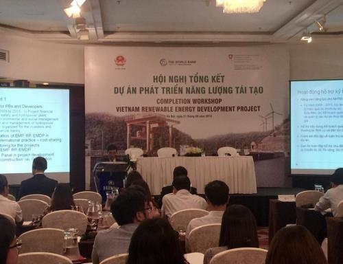 REDP viện trợ ODA cho Việt Nam hơn 204 triệu USD - ảnh 1