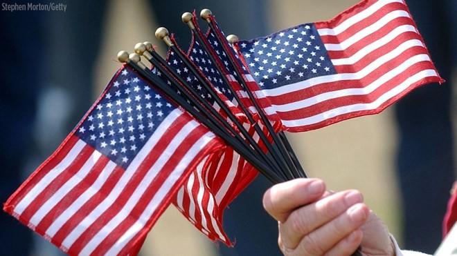 Kỷ niệm 242 năm Ngày Quốc khánh Hợp chúng quốc Hoa Kỳ  - ảnh 1