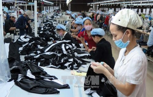 Hàn Quốc hỗ trợ doanh nghiệp dệt may Việt Nam tiếp cận công nghệ 4.0  - ảnh 1