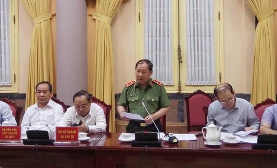 Văn phòng Chủ tịch nước công bố 7 Luật - ảnh 1