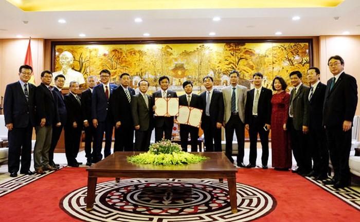 Thúc đẩy hợp tác nhiều lĩnh vực giữa Thành phố Hồ Chí Minh và tỉnh Fukuoka (Nhật Bản)  - ảnh 1