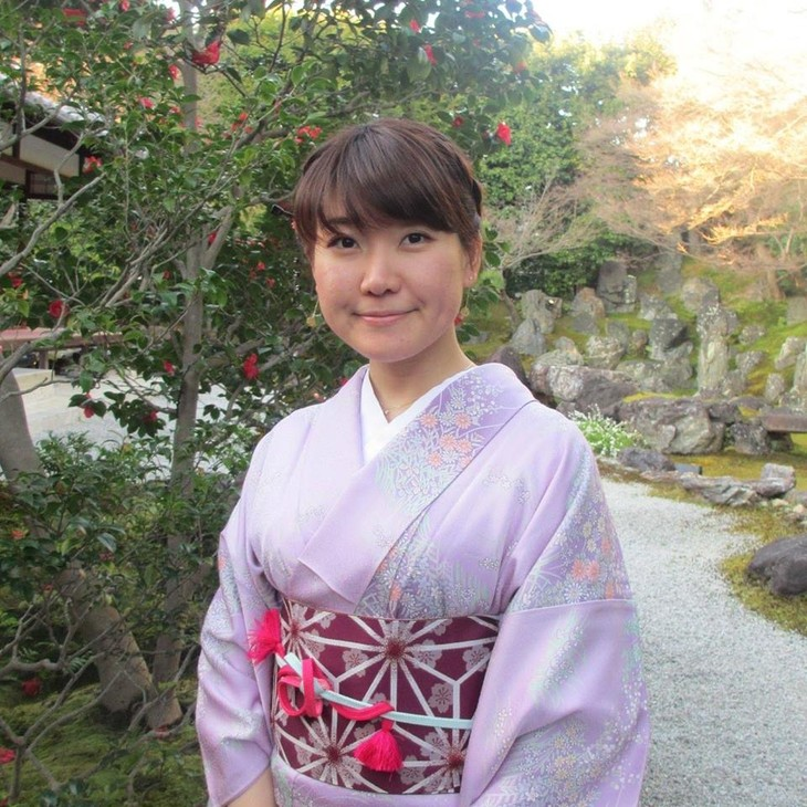 Naoko Kobayashi: Cuộc sống ở Việt Nam giúp tôi có thái độ sống tích cực hơn - ảnh 1