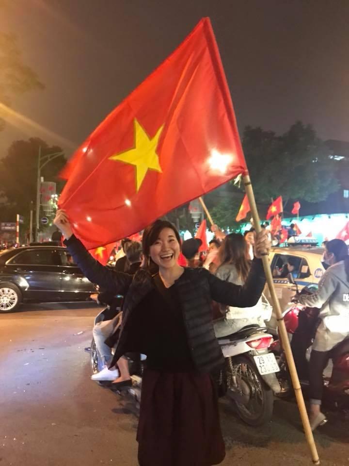 Naoko Kobayashi: Cuộc sống ở Việt Nam giúp tôi có thái độ sống tích cực hơn - ảnh 5