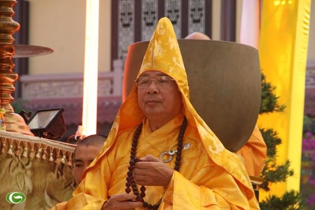 Hòa thượng Thích Đức Phương, Phó Pháp chủ Hội đồng Chứng minh Giáo hội Phật giáo Việt Nam viên tịch  - ảnh 1