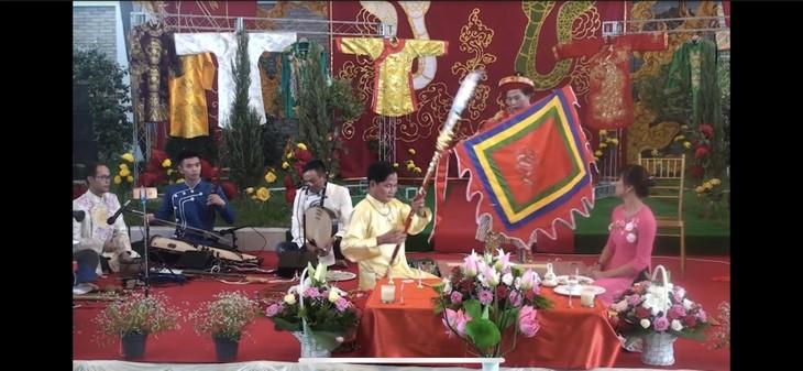 Đưa hầu đồng ra nước ngoài để quảng bá văn hóa Việt - ảnh 8