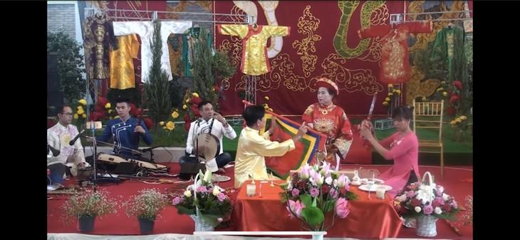 Đưa hầu đồng ra nước ngoài để quảng bá văn hóa Việt - ảnh 7