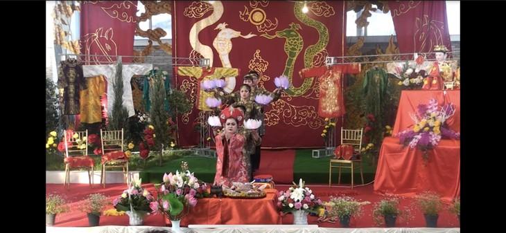 Đưa hầu đồng ra nước ngoài để quảng bá văn hóa Việt - ảnh 9