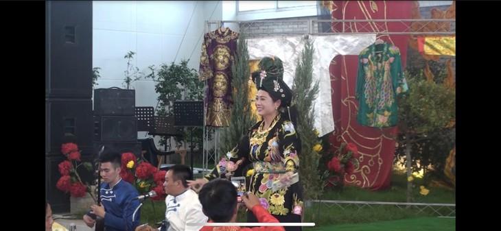 Đưa hầu đồng ra nước ngoài để quảng bá văn hóa Việt - ảnh 2
