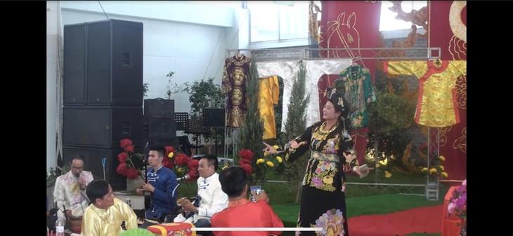 Đưa hầu đồng ra nước ngoài để quảng bá văn hóa Việt - ảnh 1