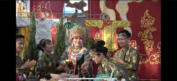 Đưa hầu đồng ra nước ngoài để quảng bá văn hóa Việt - ảnh 3