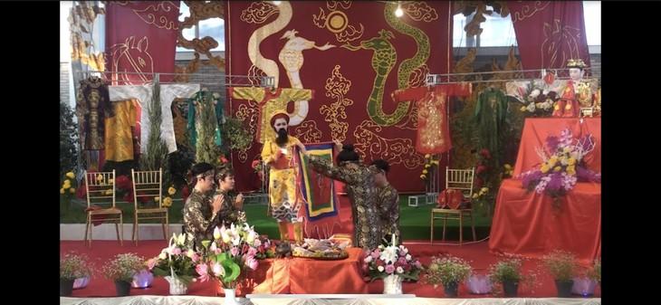 Đưa hầu đồng ra nước ngoài để quảng bá văn hóa Việt - ảnh 4