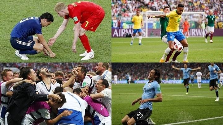 Vòng chung kết giải vô địch bóng đá thế giới năm 2018 tại Nga - ảnh 1