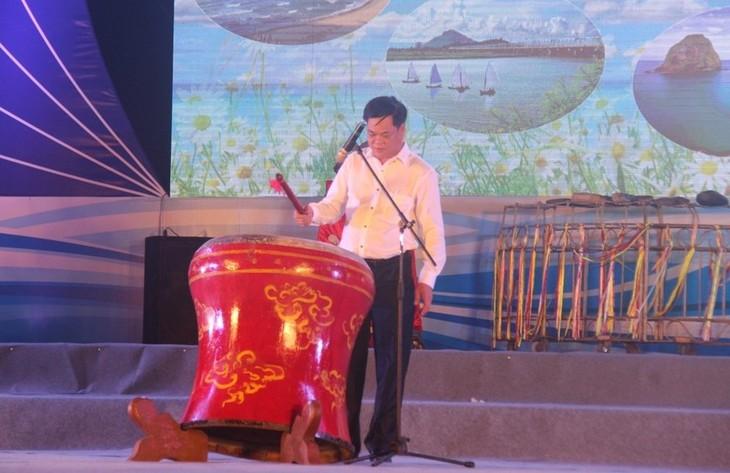 """Khai mạc Ngày hội du lịch """"Phú Yên – Điểm đến hấp dẫn và thân thiện""""  - ảnh 1"""