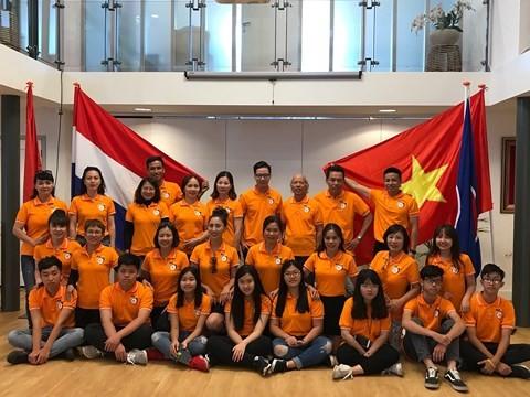 Trại Hè thanh niên Việt Nam tại Hà Lan lần thứ nhất - ảnh 1