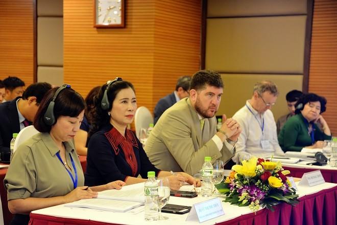 """Hội thảo Quốc tế """"Di sản thế giới và phát triển bền vững trong bối cảnh mới"""" - ảnh 1"""