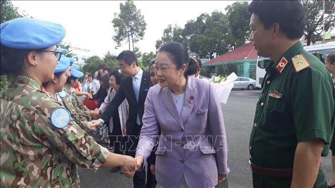 Thúc đẩy hợp tác giữa Việt Nam và Nhật Bản trong lĩnh vực y tế - ảnh 1