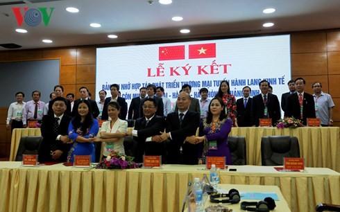 Xúc tiến xuất nhập khẩu nông sản giữa 2 tỉnh Lào Cai (Việt Nam) và Vân Nam (Trung Quốc) - ảnh 1