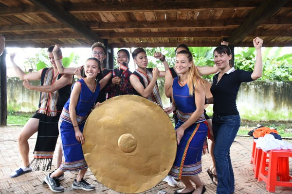 Trại hè Việt Nam 2018: Hòa mình cùng tuổi trẻ và không gian Cồng chiêng Tây Nguyên - ảnh 6