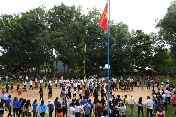 Trại hè Việt Nam 2018: Hòa mình cùng tuổi trẻ và không gian Cồng chiêng Tây Nguyên - ảnh 7